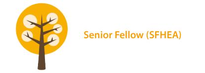 Senior Fellow (SFHEA)